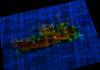 multibeam sonar image wreck