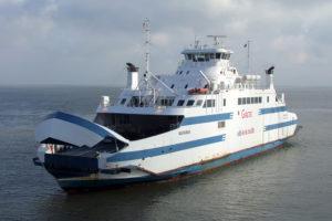 Elb-Link-Fähre Saaremaa