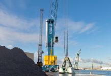 Sea-invest bekommt drei neue Hafenmobilkrane von Konecranes Gottwald