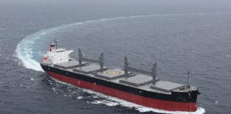 NYK BP Bulk Carrier