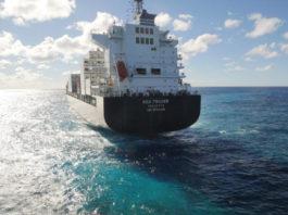 Kea Trader stern