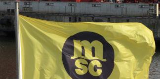 MSC Hat den Hafen Duqm, Oman, in den Fahrplan aufgenommen
