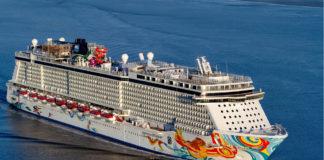 Die »Norwegian Getaway« der Reederei NCL