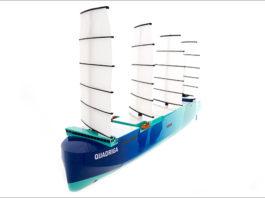 Sailing Cargo, Quadriga, LR