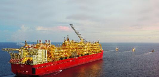 Prelude, FLNG, towing, Australia, Shell, Lloyds Register, LR