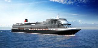 Cunard, Carnival, Fincantieri, Neubau