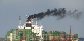 Schiff, Rauch, Klima, Emissionen