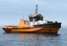 Wärtsilä is introducing new eco-friendly tug designs