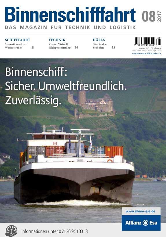 Binnenschifffahrt-August-2017-cover