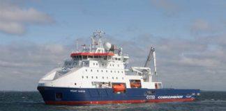 Die SCF Group hat ihrem jüngsten eisbrechenden Standby-Schiff den Namen »Fedor Ushakov« gegeben