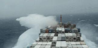 Hapag-Lloyd, Sturm, storm