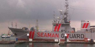 Seaman Guard Ohio, Chennai 6, Piraterie, Piraten, Somalia, Indien