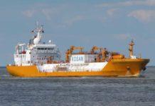 »Tessa Kosan« belongs to the Lauritzen Kosan fleet of 26 vessels, managed by OSM now