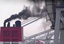 schiff emissionen