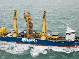 Jumbo, Heavylifter, Kranschiff, LNG
