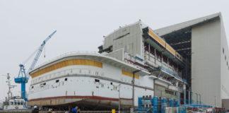 AIDAnova, Meyer Werft