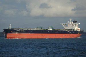 Der VLCC »Gener8 Andriotis« gehört zur Flotte von Gener8