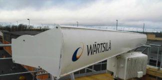 Nachdem Rean im Auftrag von Wärtsilä zunächst Komponten von Antennen hergestellt hatte, übernimmt das Unternehmen nun die komplette Schiffradar-Antennen-Produktion