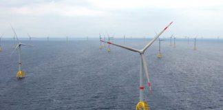 Iberdola, Wikinger, Offshore, Windpark