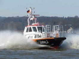 Die Lotsen an der Elbe fordern ein flächendeckendes Mobilfunknetz bis zur Deutschen Bucht