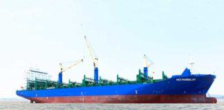 Die »MCC Mandalay« der türkischen Reederei Arkas Shipping and Transport wird in den kommenden zehn Jahren von MAN PrimeServ gewartet