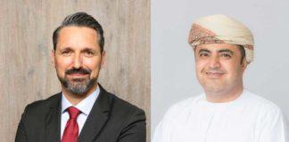 Stephan Aumann (l.) und sein Nachfolger Homud Al Mawali (Foto: ODC), Oman