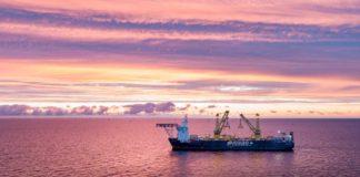 Jumbo, Heavylift, Offshore, Arkona