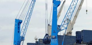 Seit Oktober 2017 hat der Copenhagen Malmö Port (CMP) zwei neue Hafenmobilkrane von Konecranes