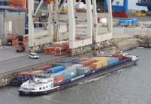 Die Hamburg Port Authority (HPA) verlaangt künftig Hafenentgelte von Binnenschiffern