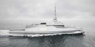 Naval, Fregatte, Frankreich, MTU