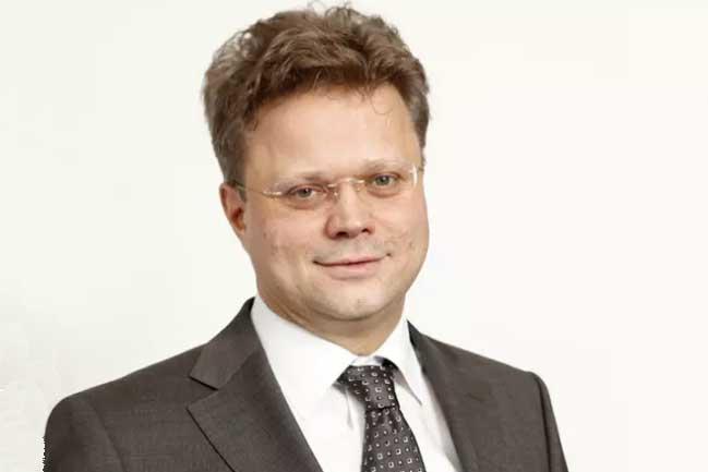 Volker Boehringer (Foto: Panalpina)