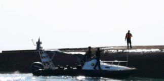 Rong Chang 8 capsize MMEA