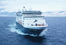 Die ehemalige »Pacific Eden« bekommt den neuen Namen »Vasco da Gama«