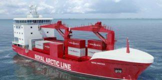 Zamakona, Grönland, Royal Arctic Line, Spanien