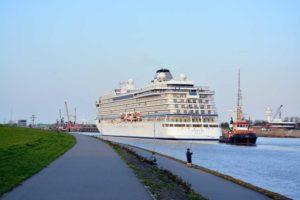 Viking Sea, Kanal, NOK, Nord-Ostsee-Kanal
