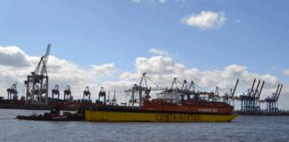 Carl Robert Eckelmann setzt bei den Hafentransporte auf Digitalisierung