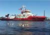 Fassmer, Feuerlöschboot