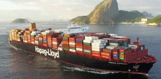 Hapag-Lloyd Santos Express