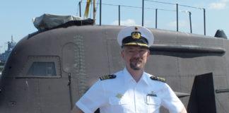 Fregattenkapitaen Lars Johst