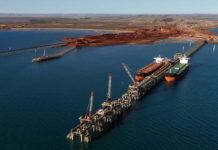 Australia Iron Ore Pilbara Rio Tinto