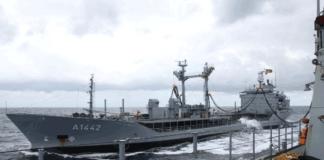 Spessart, Tanker, Marine