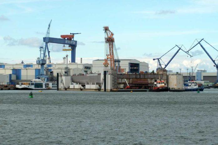 Neptun Werft, Maschinenraummodul