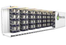 Siemens, PowerCell, Brennstoffzelle, Wasserstoff, Hydrogen