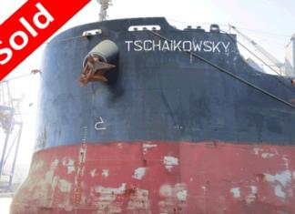 VesselBid, Bulker, Tschaikowsky