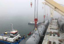 Combi Lift, Harren & Partner, gazprom, Amur
