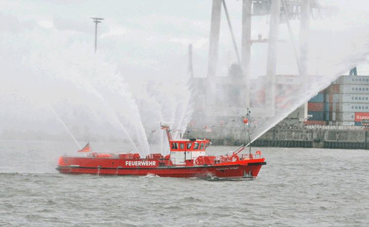Feuerlöschboot, Hamburg, HPA