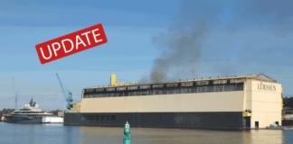Lürssen, Brand. Dock