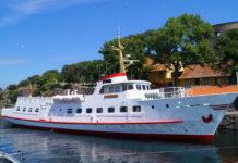 Ertholm, Bornholm, Husumer Schiffswerft