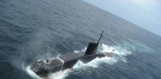Ein U-Boot der »Shishumar«-Klasse (Foto: Indian Navy)