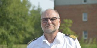 Viereinhalb Jahre oder auch 1572 Tage war Kapitän zur See Möding für die MTS verantwortlich.